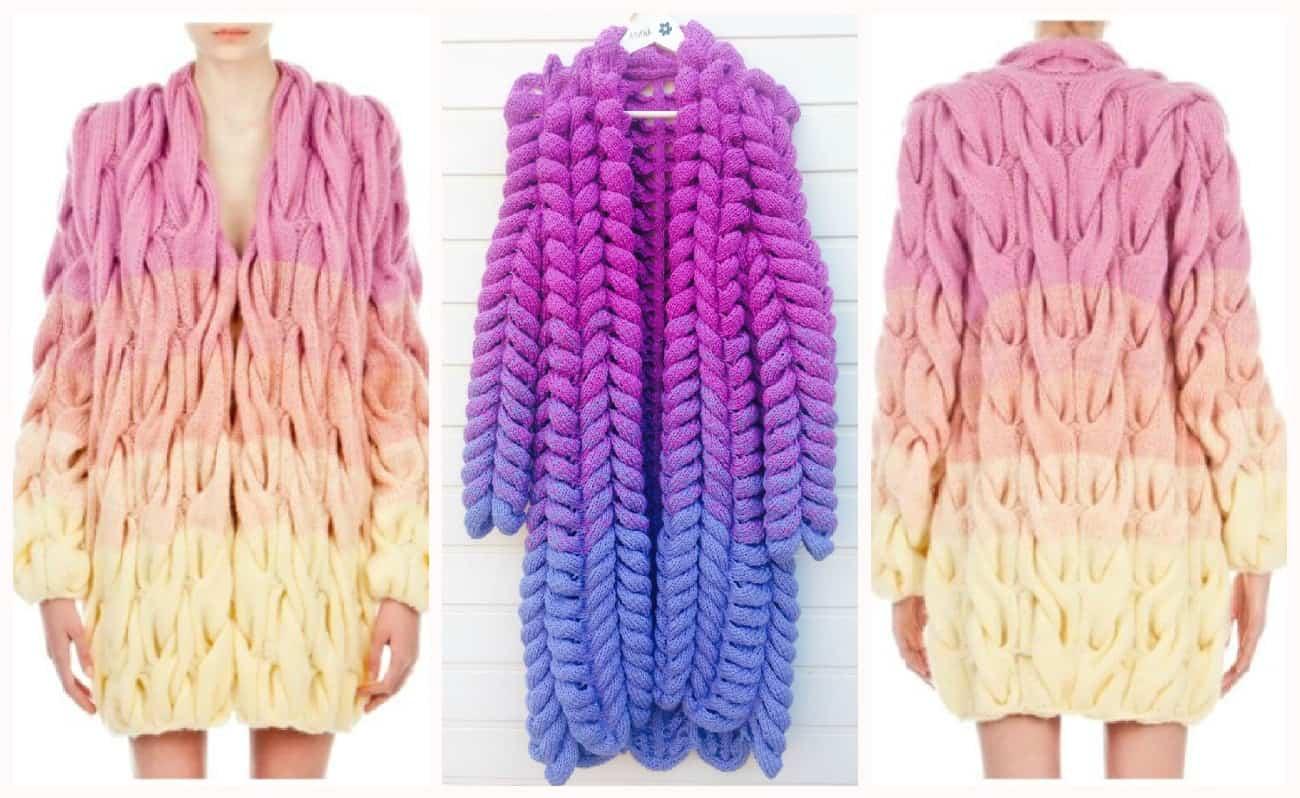 с чем носить лало свитер