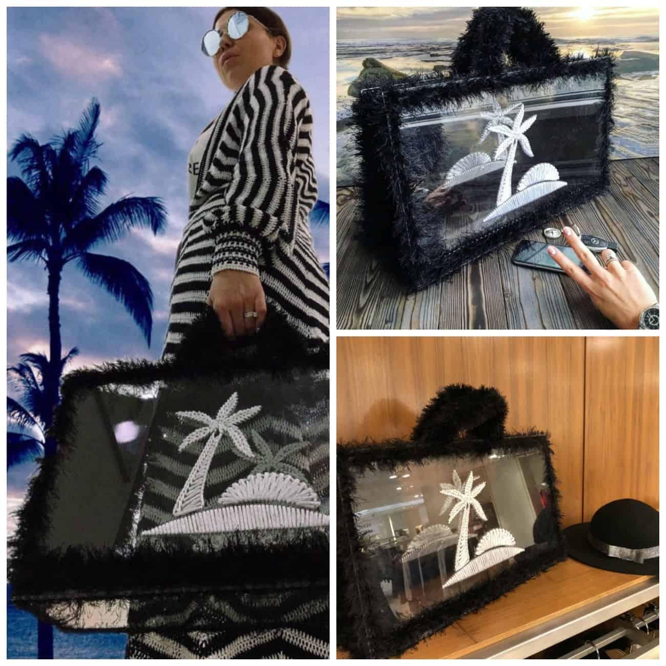 модные пляжные сумки сезона