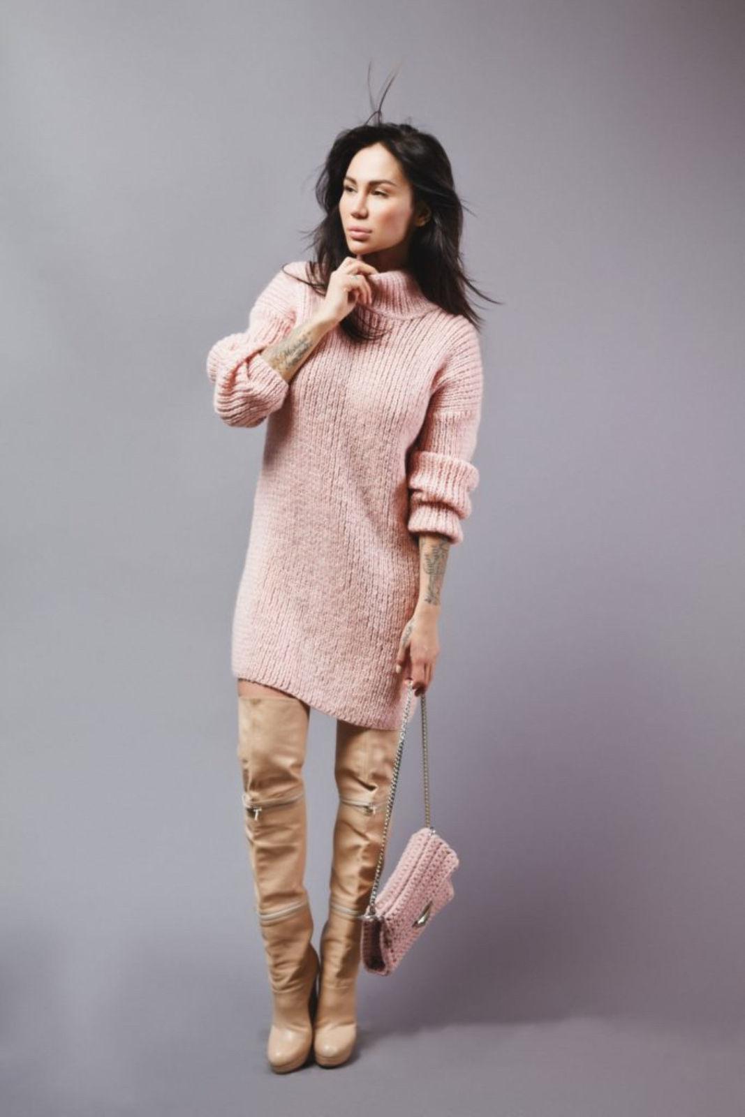 108f2c17e45 Длинный свитер для женщин - купить в интернет-магазине одежды ...