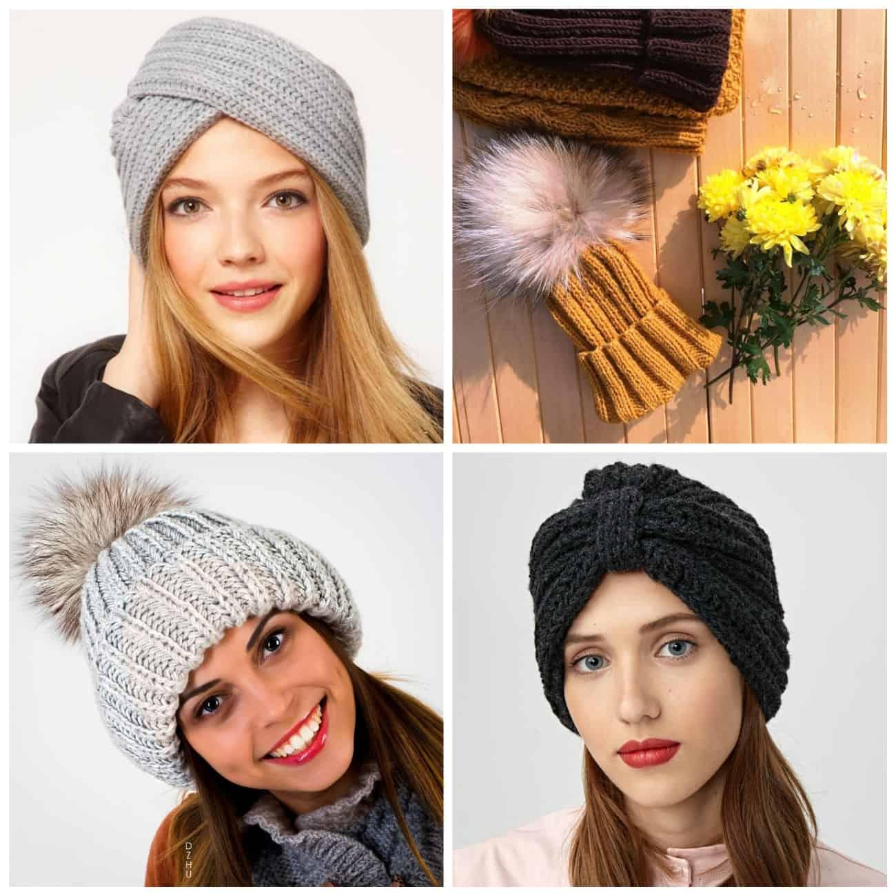 как выбрать шапку для полной