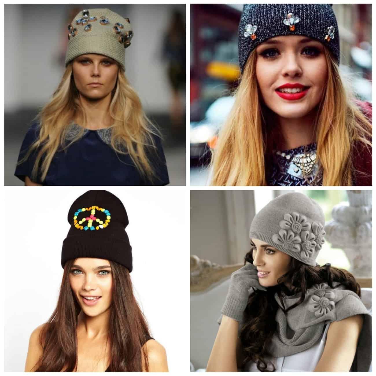 модные украшения для шляп тренды