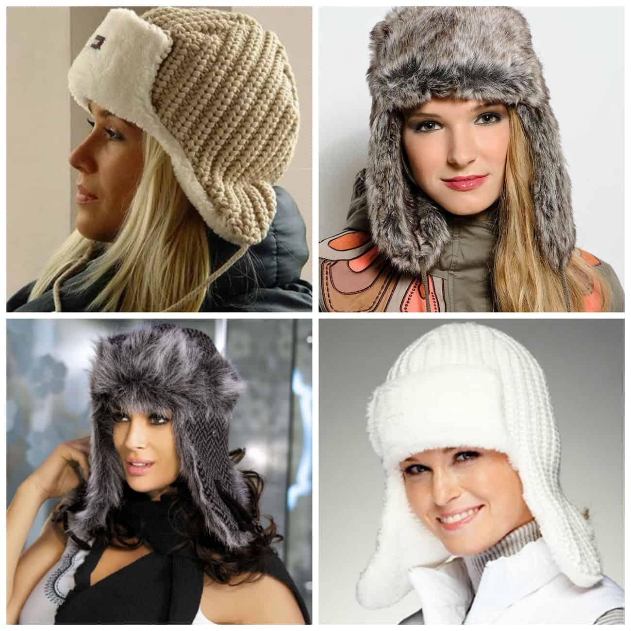 купить шапку ушанку в интернет магазине