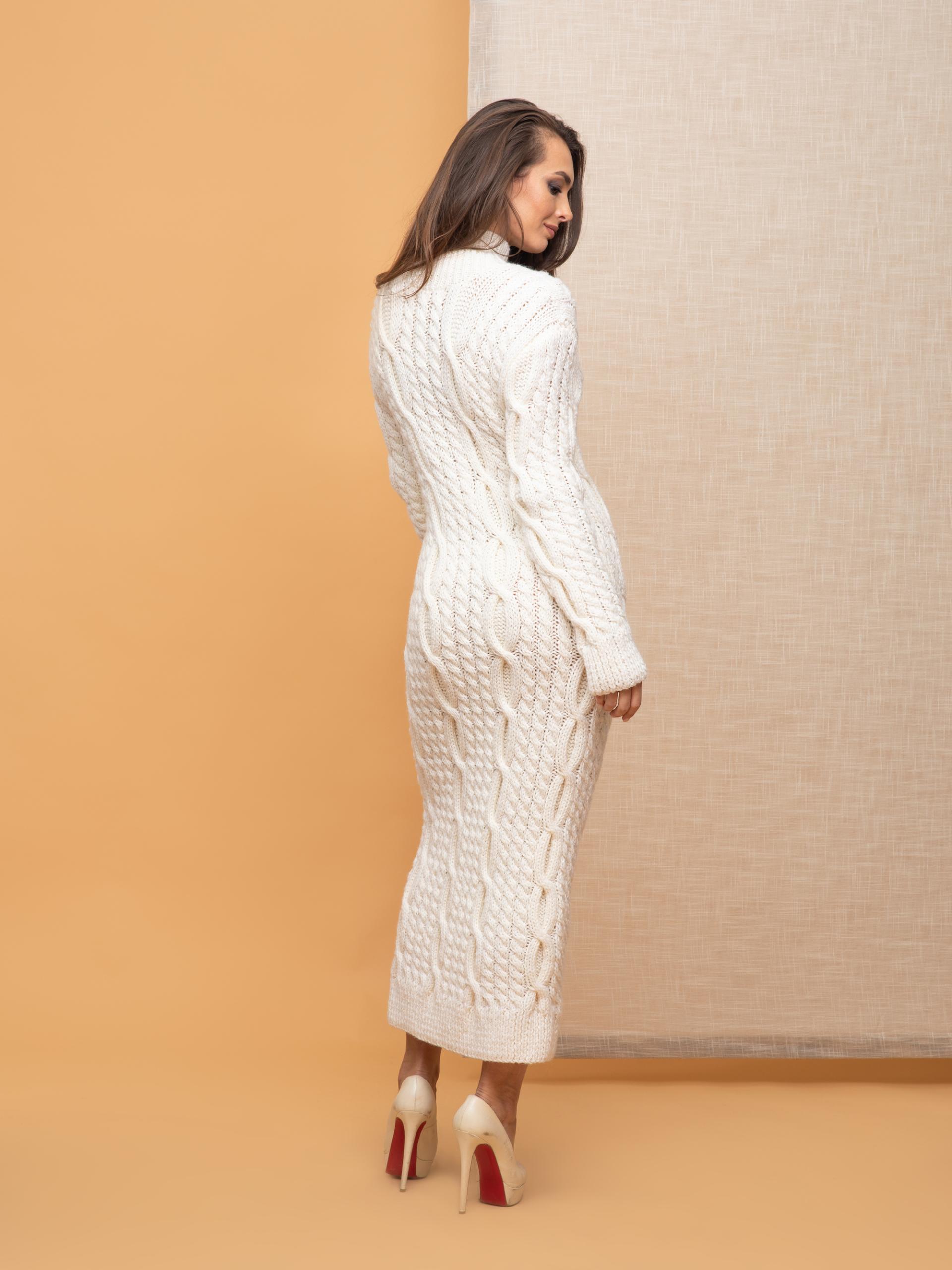 Где Купить Вязаное Платье В Москве Магазины